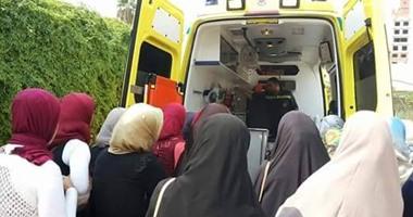 """توعية بالعمل الإسعافى لطلاب الكليات وأعضاء""""طبيب المستقبل"""" بكفر الشيخ"""