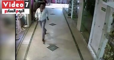 """بالفيديو..مقطع جديد لأفراد شرطة حدائق القبة """"يسبون الدين"""" للمواطنين"""