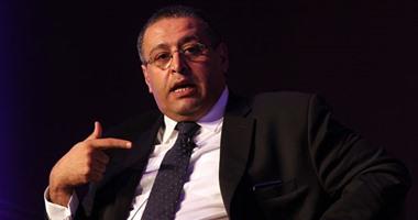 أشرف سالمان يناقش تنشيط مناخ الاستثمار مع أعضاء غرفة التجارة الأمريكية