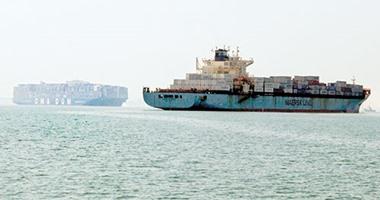 مميش: 480 سفينة عبرت قناة السويس بحمولات 28,4 مليون طن خلال 10 أيام  اليوم السابع