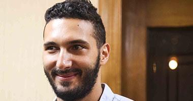 """دعوة للإفطار.. علاء أبو القاسم: هعزم والدتى وإخوتى على """"سمك"""""""
