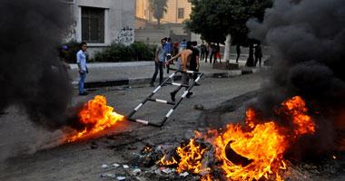 تراجع متظاهري السفارة الأمريكية للتحرير
