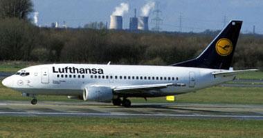 """""""لوفتهانزا"""" تلغى 1500 رحلة جوية بسبب إضراب الطيارين"""