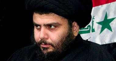 مقتدى الصدر الزعيم الشيعى العراقى