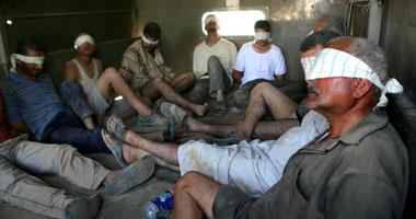 الجيش الإسرائيلى يعتقل 19 فلسطينيا فى الضفة الغربية