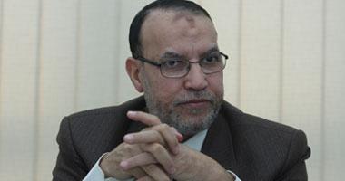 الدكتور عصام العريان القائم بأعمال رئيس حزب الحرية والعدالة