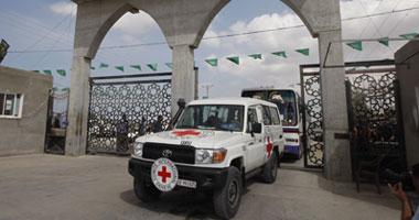 الصليب الأحمر: قوائم تبادل معتقلى اليمن تضم 16 ألف اسم