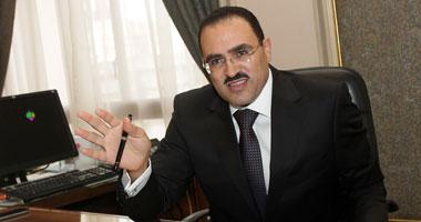 الوزير المفوض عمرو رشدى المتحدث باسم وزارة الخارجية