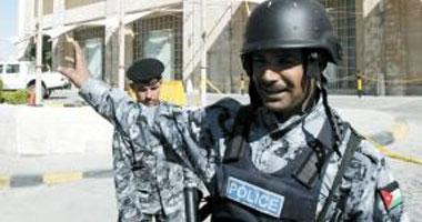 الشرطة الأردنية_أرشيفية