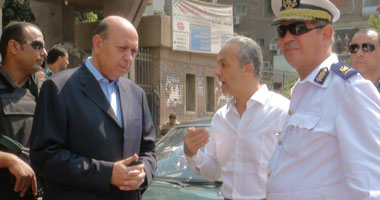 ضبط 277 قطعة سلاح و330 قضية مخدرات و48 بلطجيا فى حملة أمنية بالقاهرة
