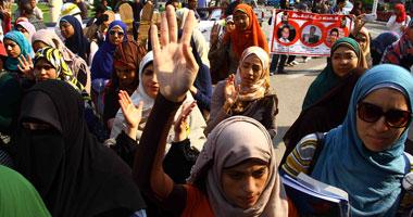 حبس 21 فتاة إخوانية بالإسكندرية 15 يوما لقطع طريق الكورنيش