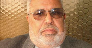 الدكتور رشاد البيومى نائب مرشد الإخوان