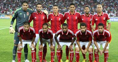 مباراة ودية بين الاهلى ونجوم المستقبل يوم 11 ديسمبر 2013
