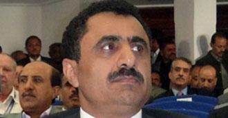 وزير النفط اليمنى أحمد عبد الله دارس