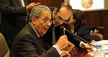 موسى يبحث مع ممثلى النيابة أزمة مواد السلطة القضائية