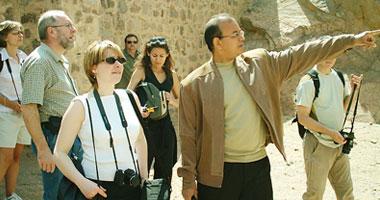 """""""آثار سيناء"""" فى المؤتمر السادس عشر للاتحاد العام للآثاريين العرب"""