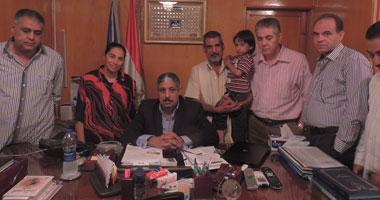 أمن أسوان يعيد الطفل المختطف لأهله بعد تحريره من الخاطفين
