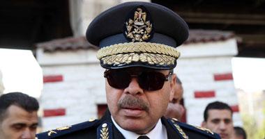 مدير أمن الغربية اللواء أسامة بدير
