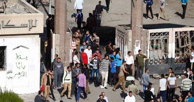 عميدة دراسات إنسانية بالأزهر: مظاهرات الإخوان لم تؤثر على الامتحانات