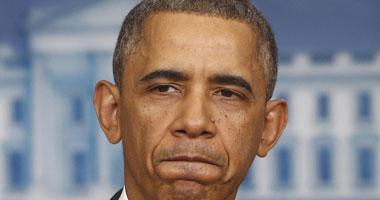 أوباما يؤكد البدء بتطبيق الاتفاق بشأن النووى الإيرانى فى 20 يناير