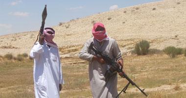 استشهاد مجندين اثنين واصابة 11فى هجوم ارهابى على اتوبيس جيش بسيناء S1120132414432