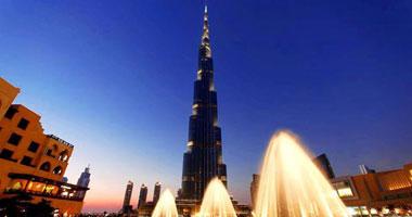 دبى تُجرى أول مكالمة عبر الجيل الخامس من برج خليفة