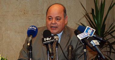 وزير الثقافة الدكتور محمد صابر عرب