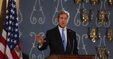 كيرى يقول إن العقوبات الإضافية على إيران الآن ستكون خطأ