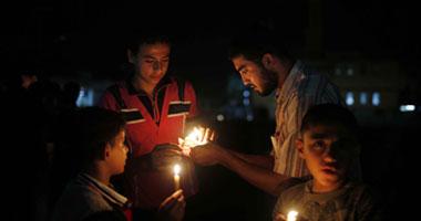 """""""16 ساعة يوميا"""".. شكوى من انقطاع الكهرباء فى قرية الحراجية بقنا"""