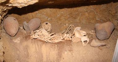 اكتشاف مقبرة ولوحات جدارية عمرها 750 عاما شرقى الصين