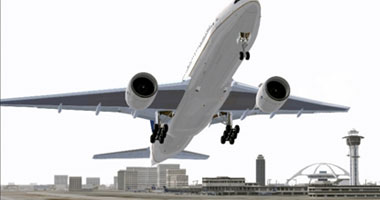 طائرة ركاب – أرشيفية
