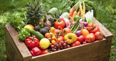 لانتظام تناول الخضروات يساعد التحكم