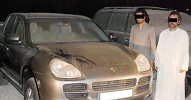 ضبط تشكيل عصابى ارتكاب 7 حوادث سرقة سيارات