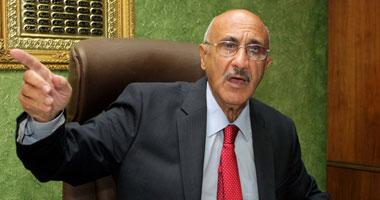 محمد فوزي يعلن تنازله عمرو موسى فى الانتخابات الرئاسيه 2012