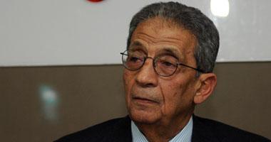 عمرو موسى المرشح المحتمل لانتخابات الرئاسة