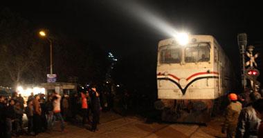 عودة حركة القطارات – أرشيفية