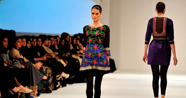 أسبوع الموضة فى برلين يضم المزيد من الملابس النسائية ذات المقاسات الكبيرة