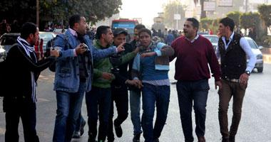 إطلاق رصاص بالقرب من مديرية أمن الجيزة وجامعة القاهرة