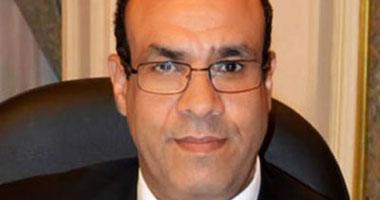 بدر عبد العاطى سفير مصر لدى ألمانيا