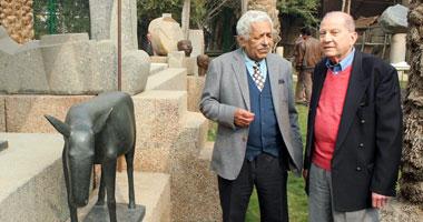 بالصور.. افتتاح متحف آدم حنين فى الحرانية