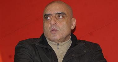 """حسن فريد وعزمى مجاهد وسيف زاهر فى استاد القاهرة لدعم التصويت بـ""""نعم"""""""