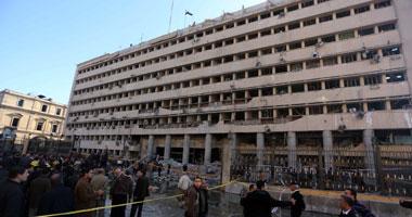 انفراد.. جهاز أمنى ألقى القبض على المتورطين بتفجير مديرية أمن القاهرة S1201424135349