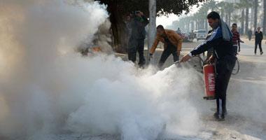 """""""الصحة"""": 49 قتيل و247 مصاب حصيلة اشتباكات امس بالقاهرة والمحافظات S1201425171621"""