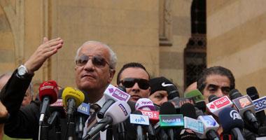 الدكتور محمد إبراهيم وزير الآثار