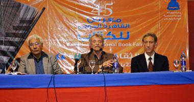 الكويتى إسماعيل فهد: توجهت للعالم بالكتابة وأفضل أعمالى لم تُكتب بعد