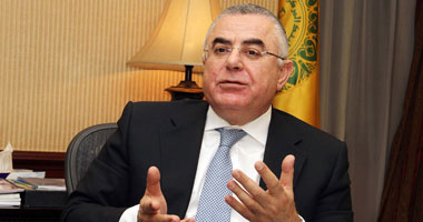 """هشام رامز لـ""""خالد صلاح"""":تغييرات فى قيادات البنوك العامة آخر سبتمبر"""