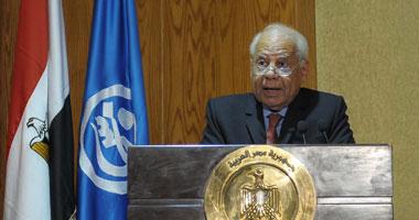 د. حازم الببلاوى رئيس الحكومة