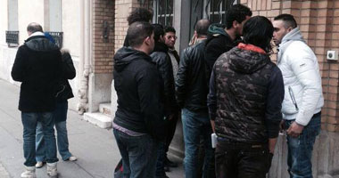 الشرطة الفرنسية تفض اعتصامًا للإخوان بالقنصلية المصرية فى باريس