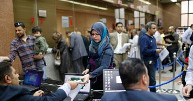 25% ارتفاعا فى إقبال المصريين على الاستفتاء فى إيطاليا عن دستور 2012