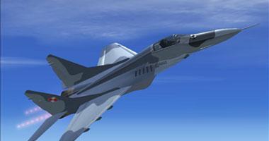 طائرة مقاتلة – أرشيفية